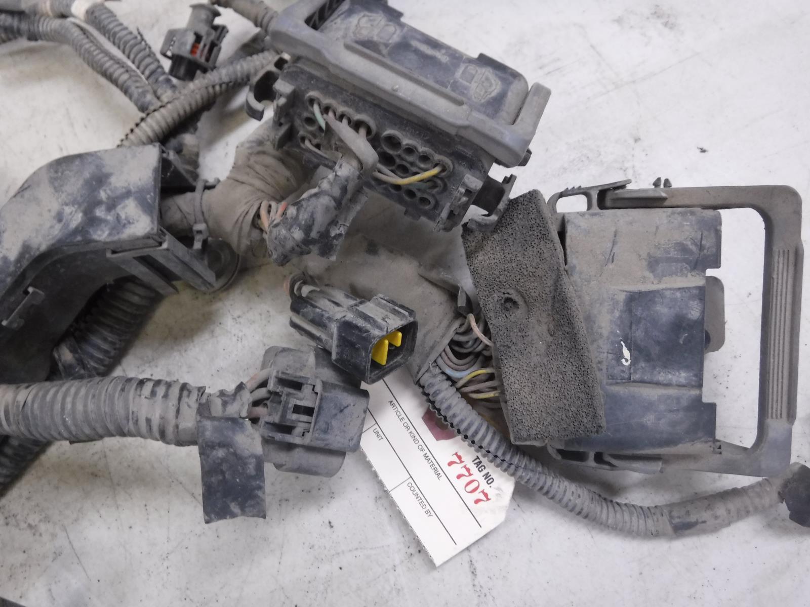 hight resolution of 2001 2002 2003 chevrolet 6 6 duramax lb7 engine wiring harness lb7 wiring harness lb7 wiring