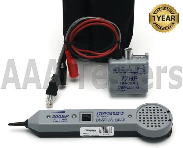 Progressive Tempo 200ep Inductive Amplifier 77hp Tracer 2