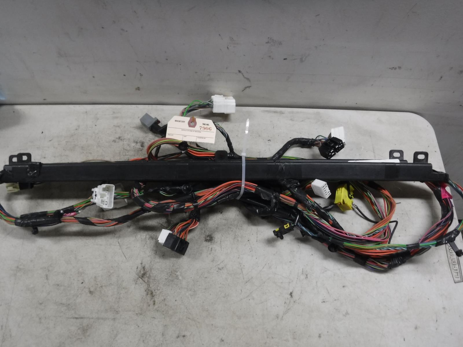 hight resolution of details about 2003 2004 dodge ram slt 1500 crew cab auto 4x4 hemi cab wiring harness oem
