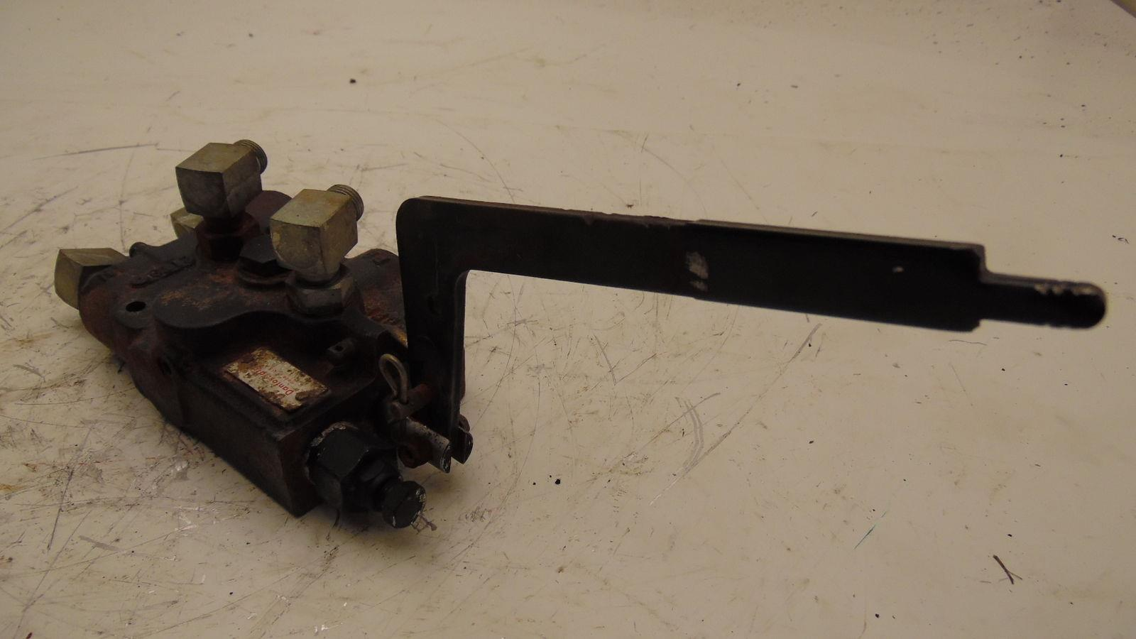 hight resolution of details about john deere 320 lawn tractor hydraulic lift pressure relief valve am117342