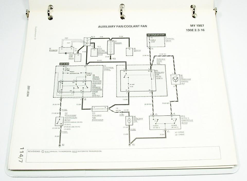 Wire Harness Electrical Troubleshooting Manual ETM 1984-90
