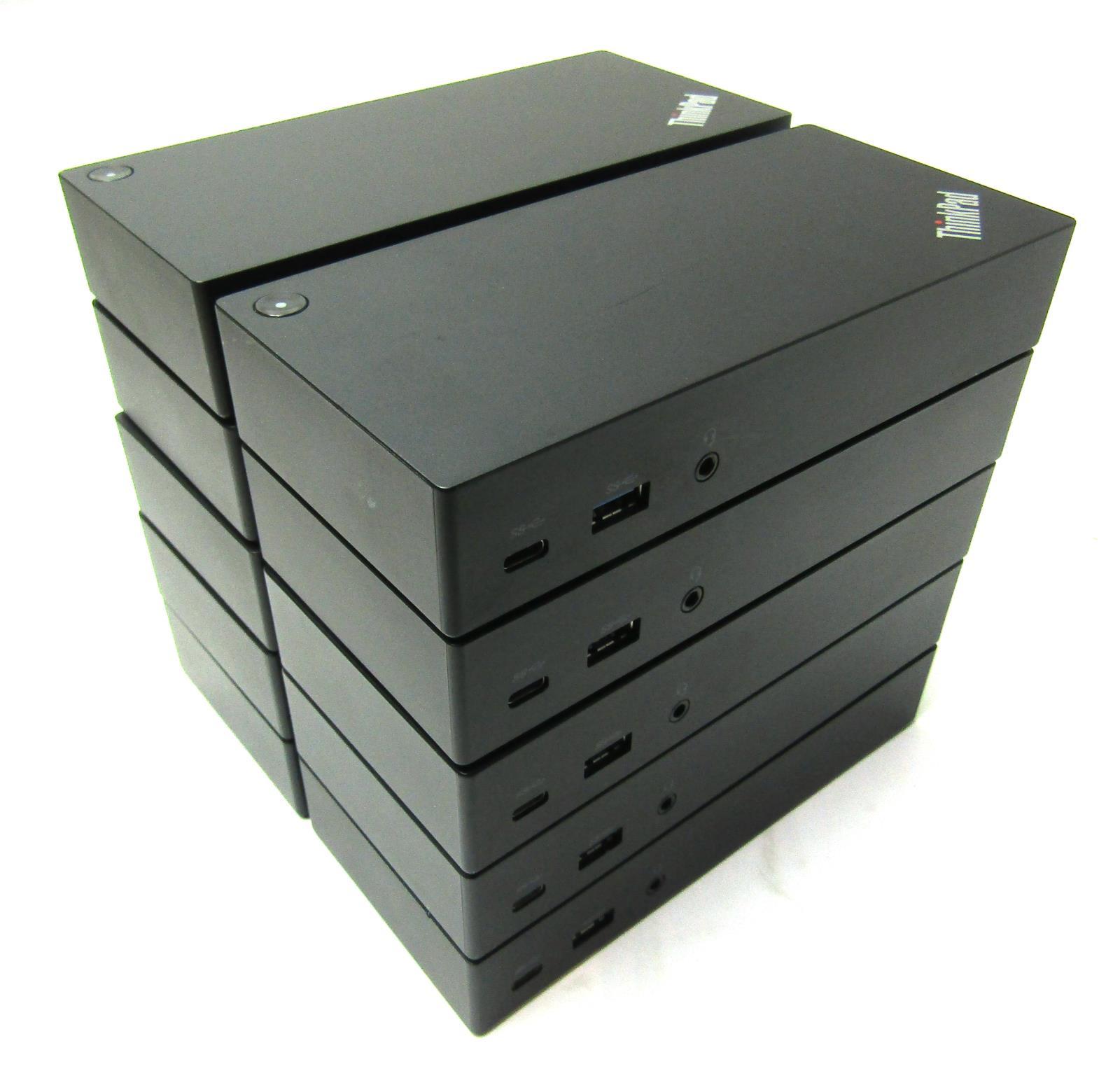 10x Lenovo DK1633 ThinkPad USB-C Dock | For E480 . E580. L380. L470. L480. L580 | eBay