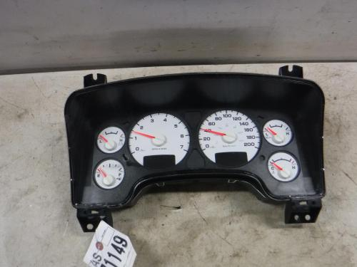 small resolution of details about 2003 2004 dodge ram 5 7 hemi gauge cluster p56051102ae oem