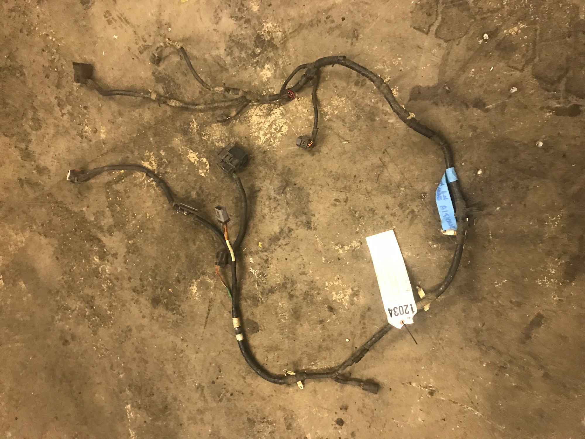 hight resolution of details about 2004 ford f350 powerstroke 6 0 powerstroke transmission wiring harness as12034
