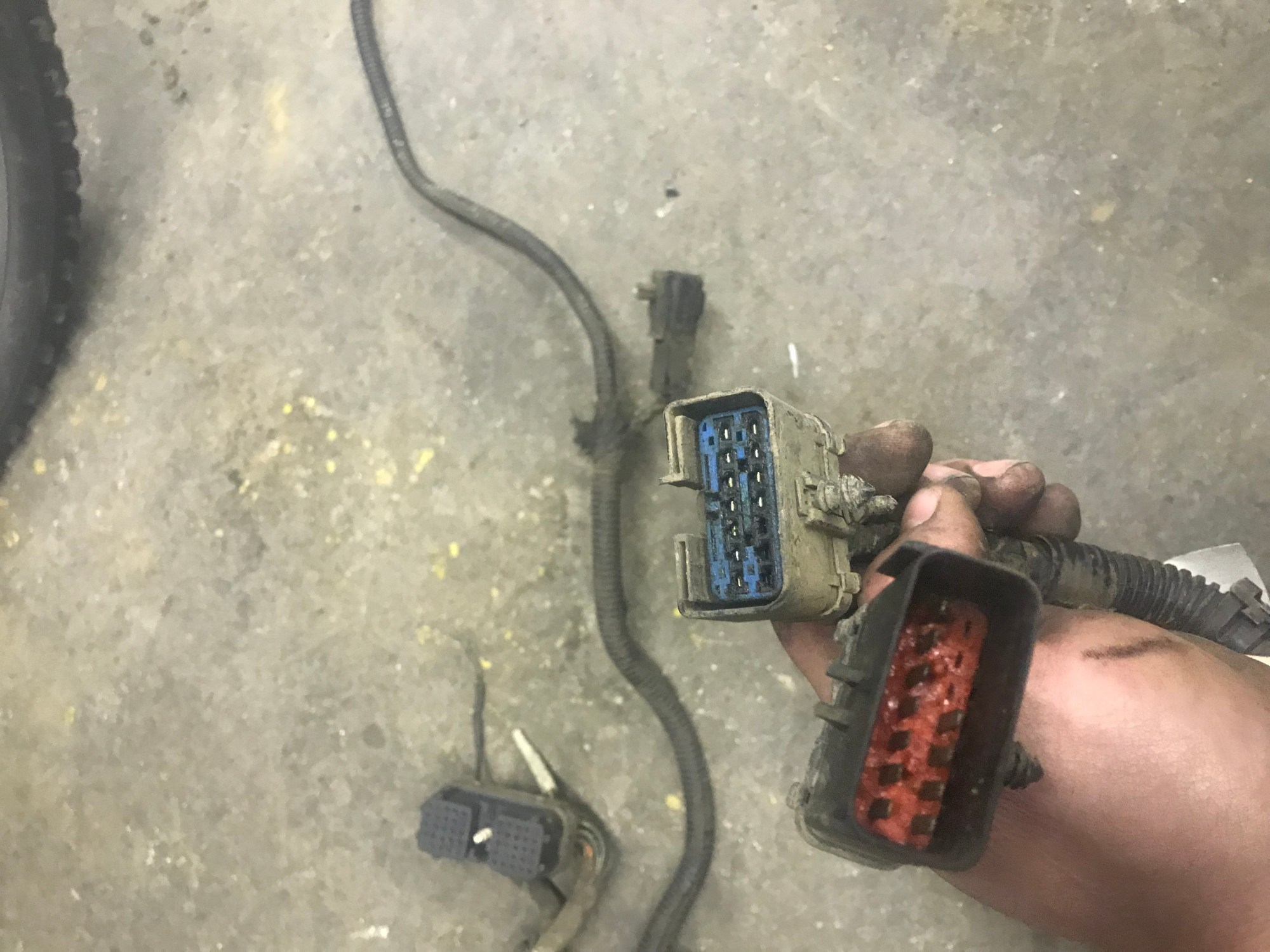 hight resolution of 2003 dodge ram 2500 3500 5 9l cummins engine wiring harness as130062003 dodge ram 2500 3500