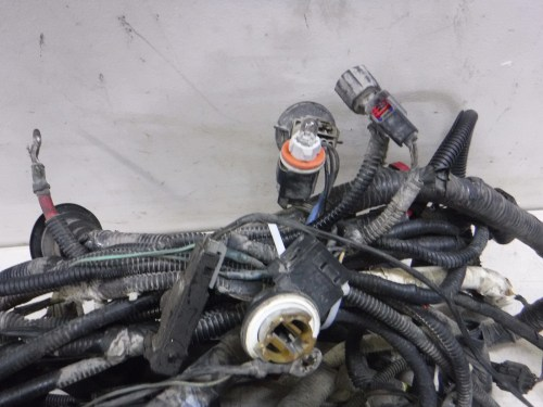 small resolution of details about 2005 2007 ford f350 6 0 diesel auto 4x4 engine compartment wiring harness oem