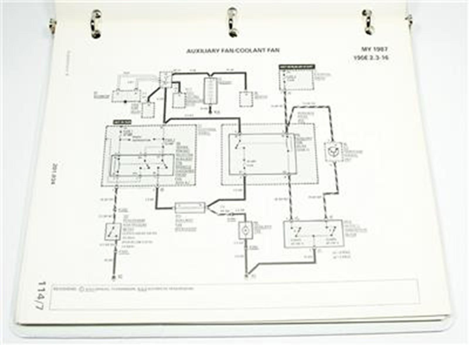 Climate Control Electrical Troubleshooting Manual ETM 1984