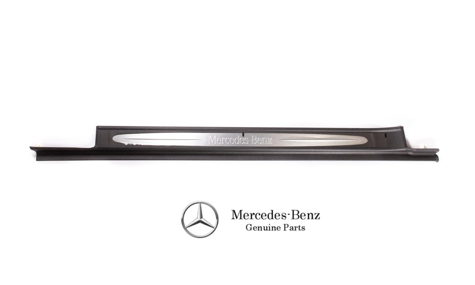 New Left Outside Door Sill Cover 2003-09 Mercedes CLK 320