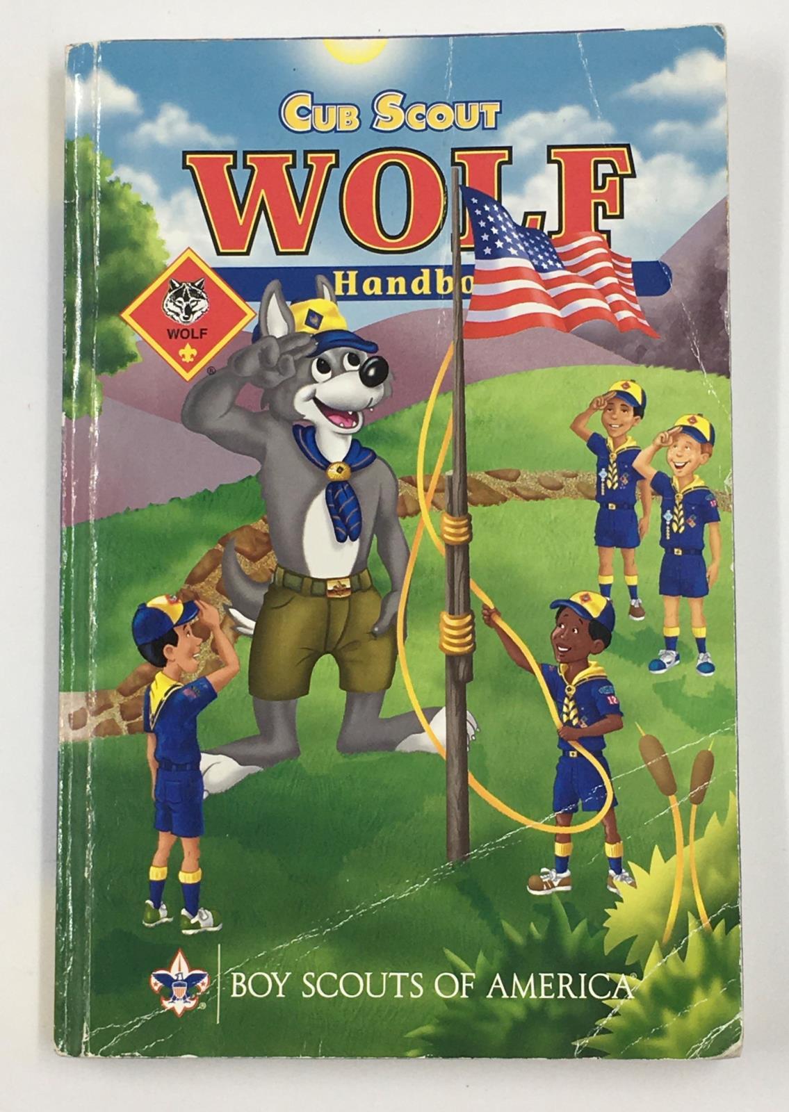 Cub Scout Wolf Handbook Workbook