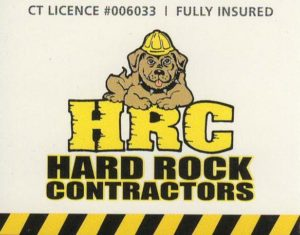 Hard Rock Contractors Logo