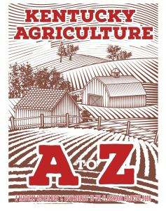 A Kentucky Agriculture A to Z coloring book is one of the most recent resources developed by KyAEC and includes information about Kentucky's pork industry as well as a KPPA ad; 5,000 of these coloring books will be distributed to students.