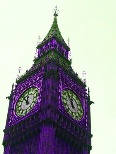 purple ben