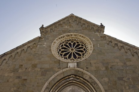 Chiesa di San Lorenzo - Manarola, Italy