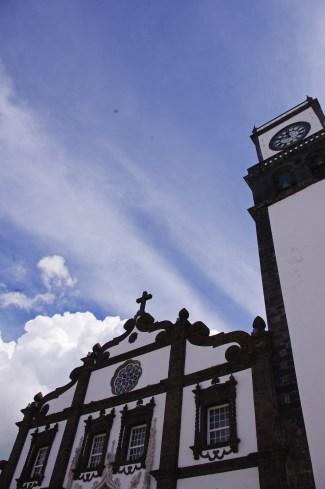 Sao Sebastian Church - Sao Miguel