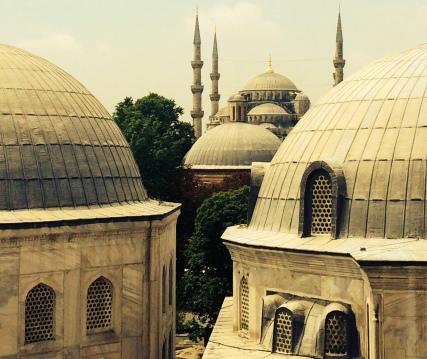 Sultanahmet (The Blue Mosque) - Istanbul, Turkey