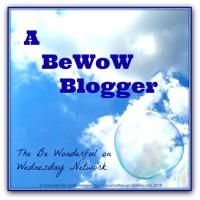 BEWOW, Ronovan Writes Haiku Challenge and Colleen's WQW