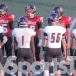 Campbellsville vs Taylor County – HS Football 2013 – Video
