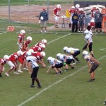 Northern Pulaski vs Taylor County – MS Football 2013 – Video