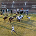 Campbellsville vs Marion County – HS JV Football 2013 (PLAYOFFS) – Video