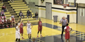 Butler Bearettes vs Elizabethtown Lady Panthers basketball