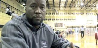 Coach Anthony Epps