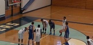 Eastern vs Iroquois Basketball 2013-14