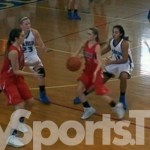 Anderson County vs LaRue County – HS Girls Basketball 2013-14 – Video