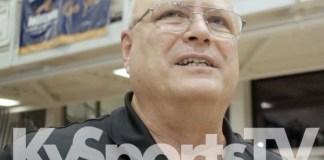 Coach Dale Mabrey