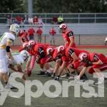 duPont Manual vs St X – HS JV Football 2014 – VIDEO
