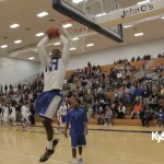 North Hardin HS Trojans Pre-Game DUNKS 2-26-15 – VIDEO