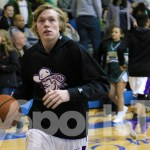 Andrew Bagshaw Scores 21 Pts 12 Reb In District Tourney Win – VIDEO