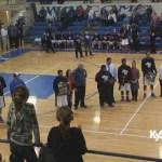 Caverna HS Basketball Senior Night 2015