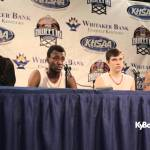 Owensboro HS Basketball  2015 Sweet 16 Presser vs Cov Cath