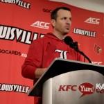 Louisville WBB Coach Jeff Walz On 2015 Signees & Season Opener