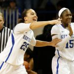 UK WBB: No. 16 Kentucky Ends Road Stretch at No. 14 Mississippi State