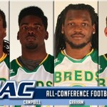 Kentucky State Places Four On All-SIAC Football Team