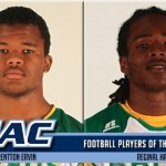 Kentucky State's Harris, Ervin Take Three of Four SIAC Weekly Awards