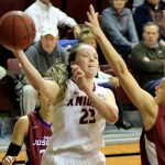 Bellarmine WBB Pass, Rebound In decisive Win Over Saint Joseph's‏