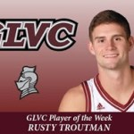 Bellarmine's Troutman Earns 2nd GLVC Player of the Wk Accolade of Season