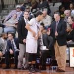 Campbellsville men's basketball falls to No. 22 in NAIA Poll