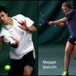 Bellarmine tennis squads both edged; Walroth, Kuo go unbeaten