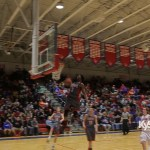 Quentin Goodin DUNK For Taylor County HS at 5th Region Tournament
