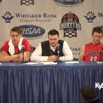 South Laurel HS 2016 Sweet 16 Press Conference vs Dunbar