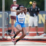 UK's Famurewa Wins In SEC Outdoor Championships Kickoff