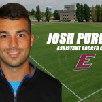 Josh Purdum Joins EKU Soccer Coaching Staff