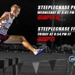 EKU'S Jakob Abrahamsen Races at NCAA Championships Tonight