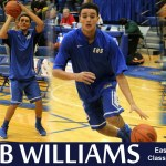 CALEB WILLIAMS – 2017 6'6″ FORWARD Eastern HS