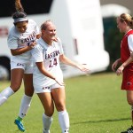 EKU Women's Soccer defeats Jacksonville State 3-0 for 7th straight win