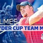 J.B. Holmes Ready For Second Ryder Cup