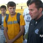 Central Hardin HS Soccer 2016 Prepares for District Run